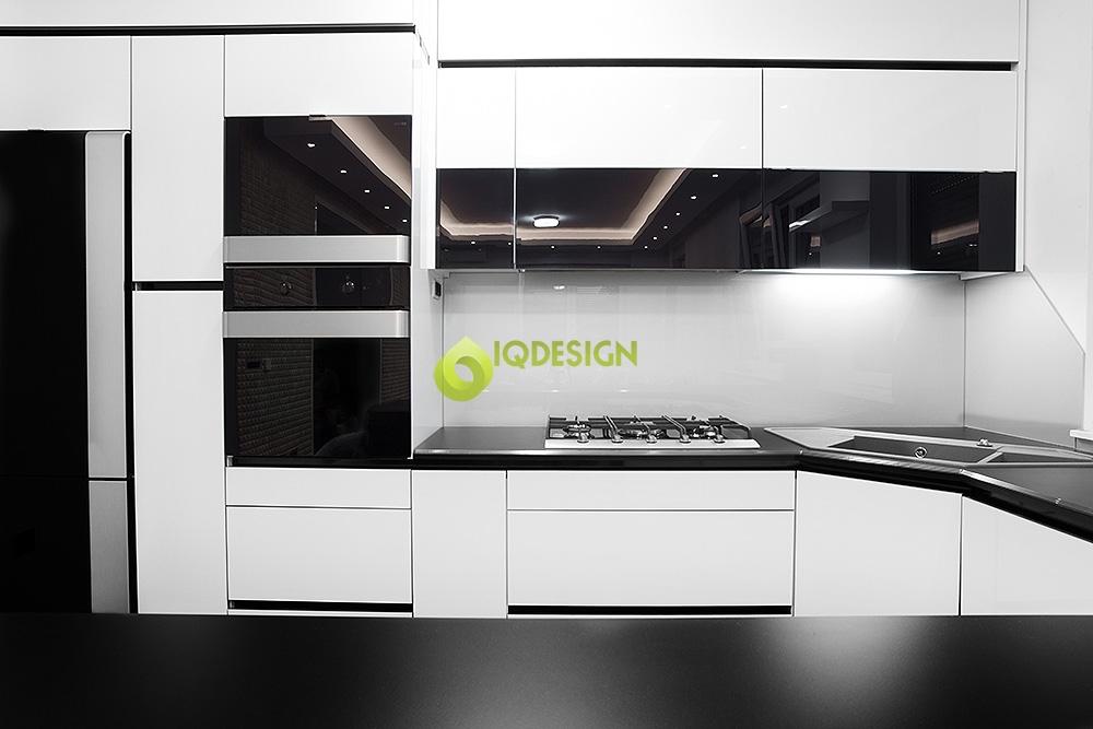 צעיר ארונות למטבח - IqDesign RC-78